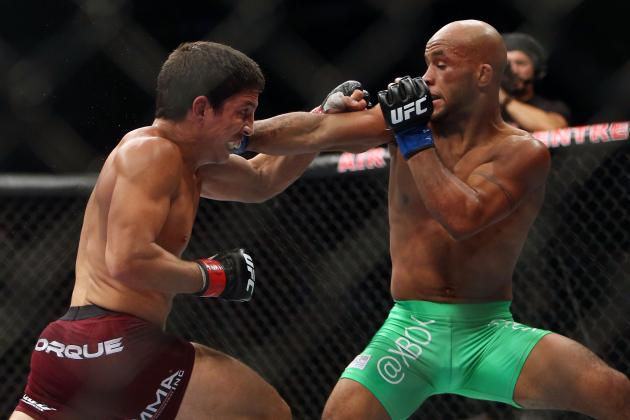 Joseph Benavidez vs. Demetrious Johnson: What Went Right for Johnson