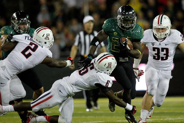 AP College Football Poll 2012: Winners and Losers from Week 5