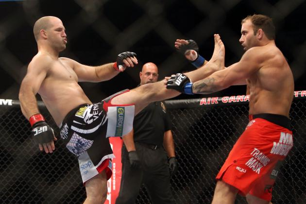 UFC 152: Five Fights Matt Hamill to Take Next