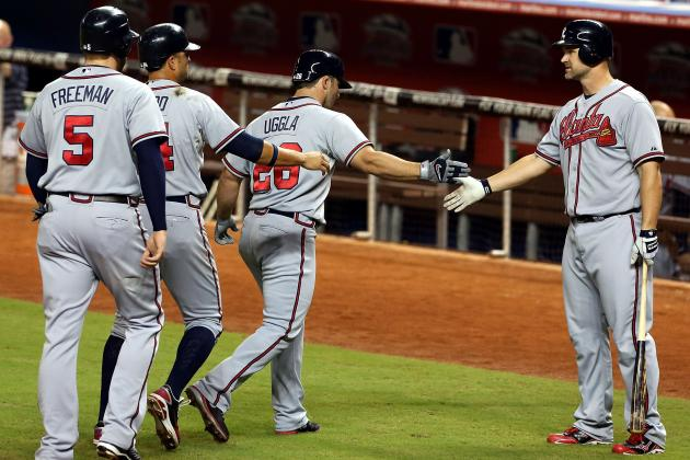Dan Uggla and 4 Atlanta Braves Who Must Get Hot for Team to Make Playoff Run