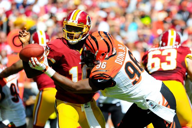 Washington Redskins: 7 Things We Learned from Loss to Cincinnati Bengals