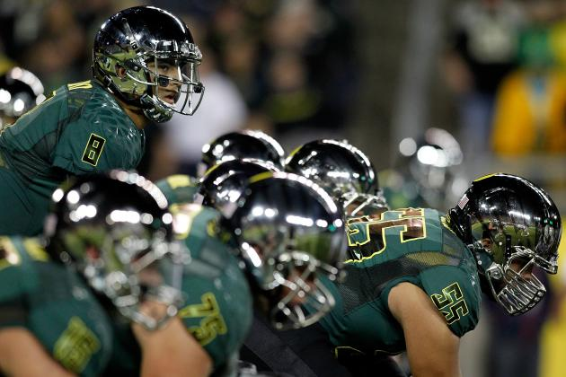 Oregon Football: Grading All 22 Starters from the Arizona Game