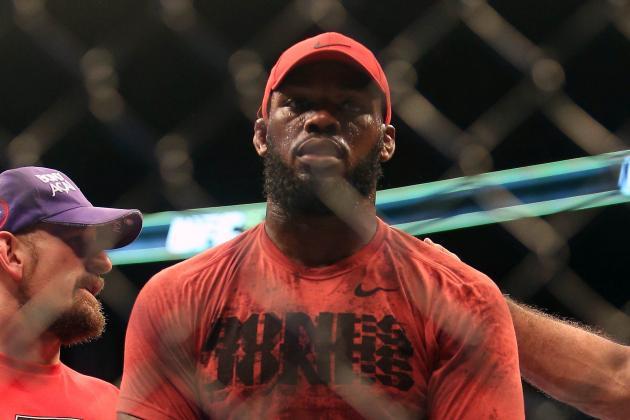 Jones vs. Belfort: Power Ranking Jon Jones' Next Five Possible Opponents