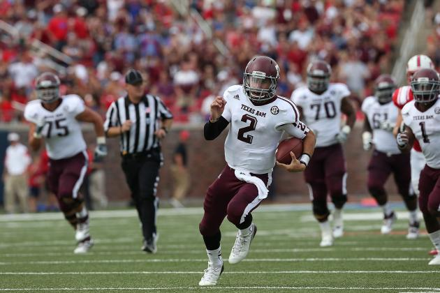 Texas A&M Football: Winners and Losers from Week 4 Game vs. South Carolina State