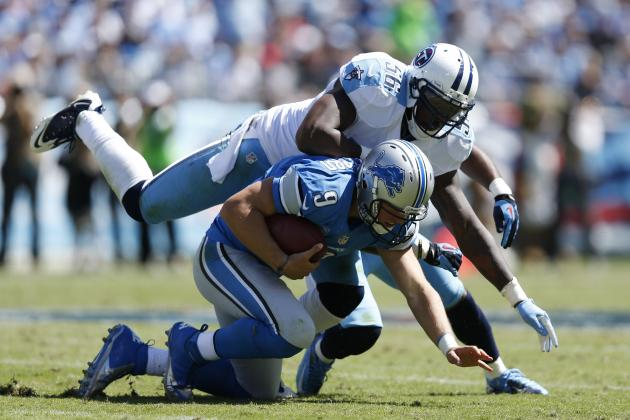 Lions vs Titans: Detroit's Biggest Winners & Losers from NFL Week 3