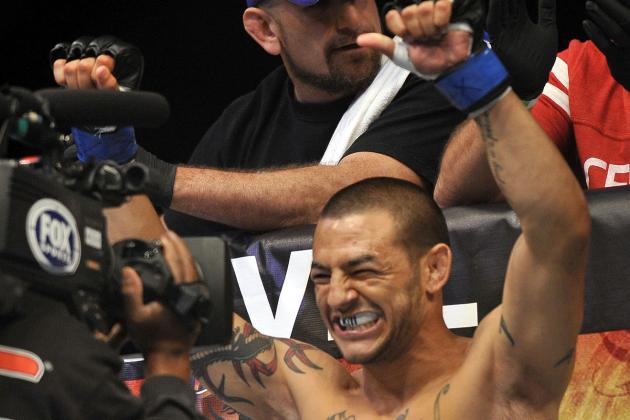 UFC 152: Five Fights for Cub Swanson to Take Next