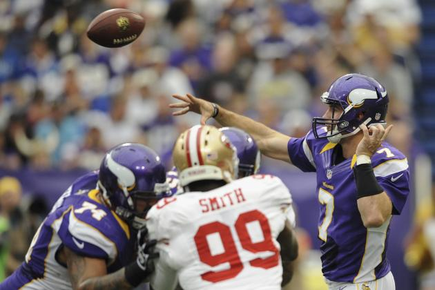 49ers vs. Vikings: Minnesota's Biggest Winners and Losers from NFL Week 3