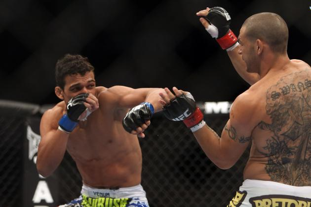 UFC 152: Five Fights for Charles Oliveira to Take Next