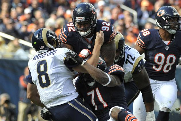 St. Louis Rams vs. Chicago Bears: Handing out Game Balls for the Week 3 Matchup