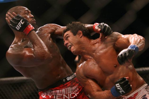 UFC 152 Results: Top 10 Light Heavyweights in the UFC