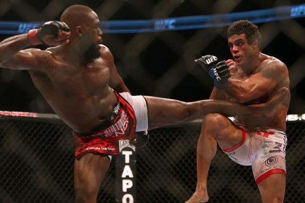 UFC 152 Results: The Top 25 Pound-for-Pound Fighters in the UFC