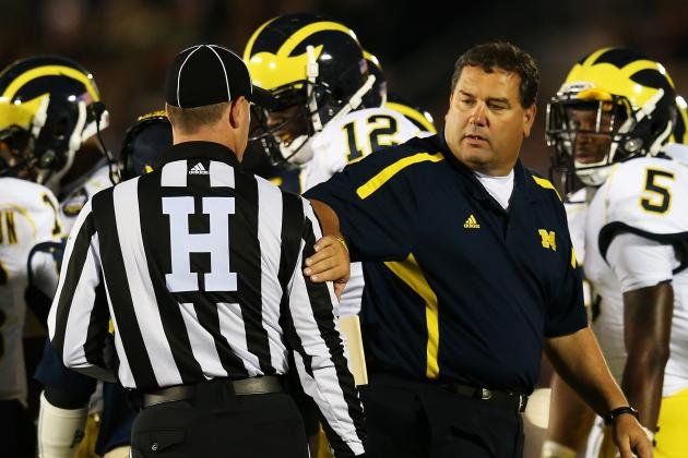 Michigan Football: Winners and Losers from Week 4 Game vs. Notre Dame
