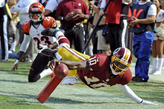 Handing out Game Balls for Washington Redskins' Loss to Cincinnati