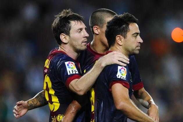Barcelona Perfect, Valencia Reeling, Vandals and Best XI: La Liga Weekly Review