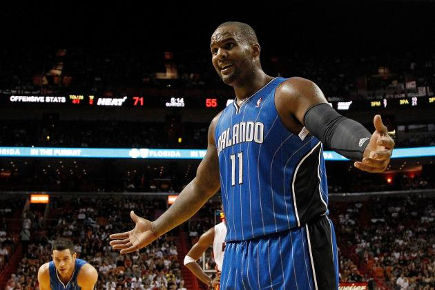 5 Best Situational Lineups for the Orlando Magic in 2012-13