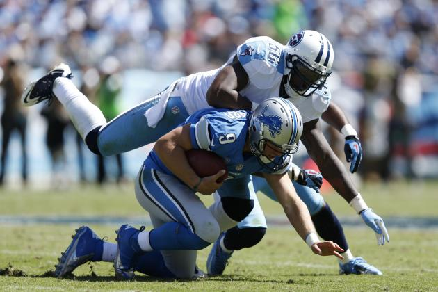 5 Biggest Reasons the Detroit Lions Lost to the Tennessee Titans
