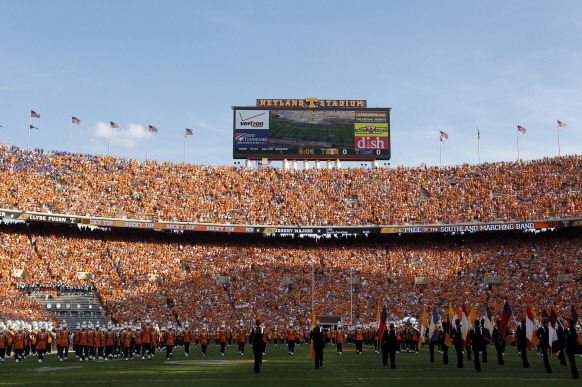 Tennessee Football: Grading All 22 Starters from the Akron Game