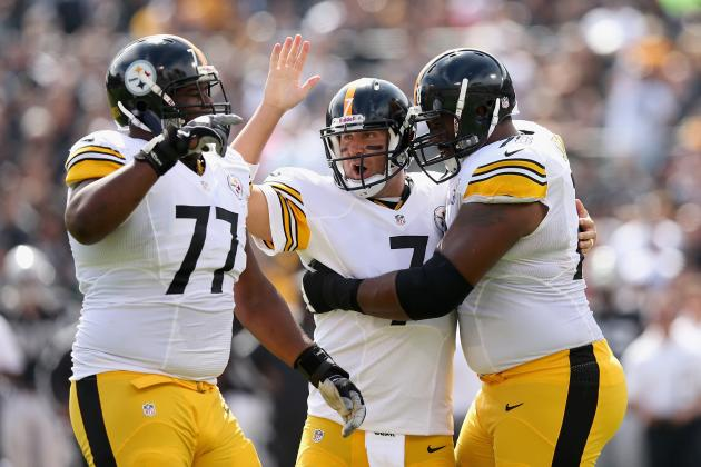 Handing Out Steelers Game Balls for the Week 3 Matchup vs. Oakland Raiders