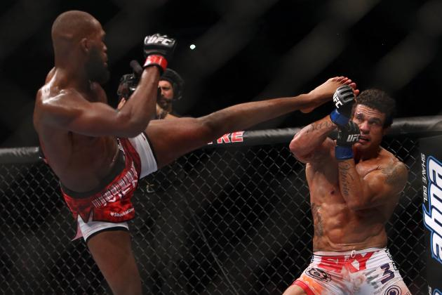 UFC 152 Results: Power Ranking the Main Card Bouts