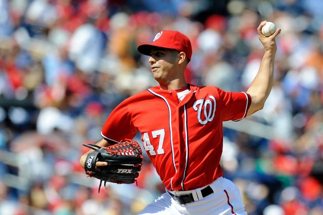 Washington Nationals: 3 Reasons Gio Gonzalez Can Take Nats Deep into Playoffs