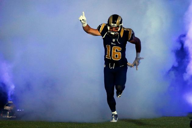 St. Louis Rams: Predicting the 2013 WR Depth Chart