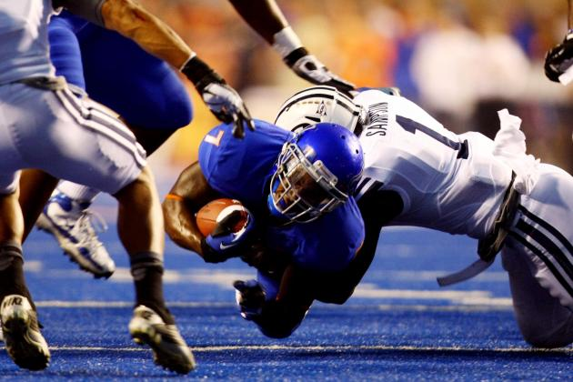 Boise State Football: 5 Reasons the Broncos' Offense Improves the Next 2 Games
