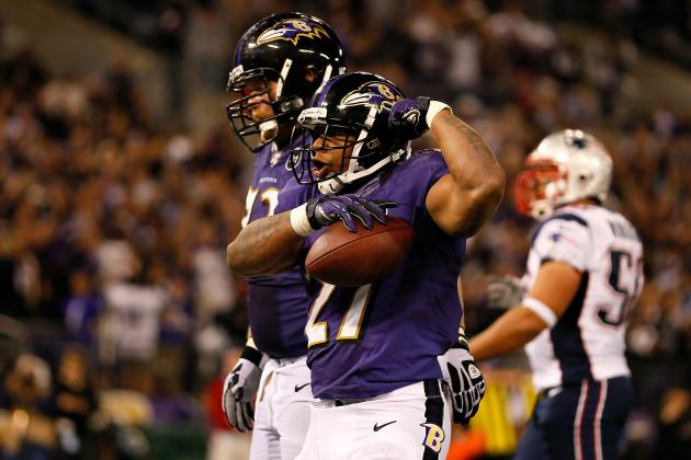 6 Biggest Studs (Plus 1 Dud) in Ravens vs. Patriots Shootout