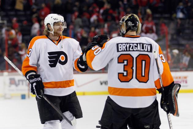 NHL Lockout: 3 Ways the Philadelphia Flyers Can Stay Sharp During Negotiations