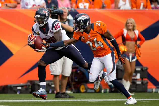 Denver Broncos: Handing Out Game Balls for Week 3 Loss to Texans