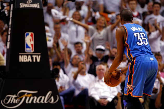 Oklahoma City Thunder:  5 Ways Team Can Repeat Its 2011-12 Success