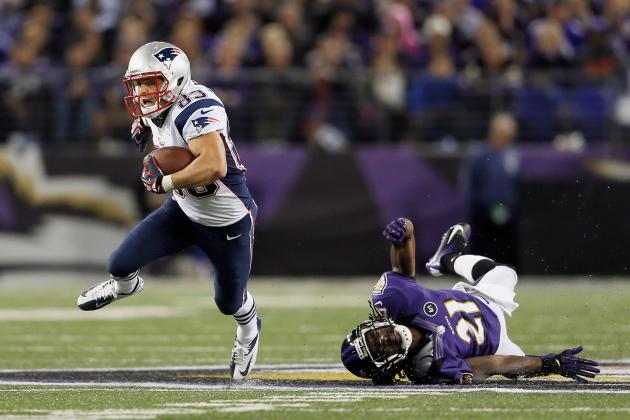 Patriots vs. Ravens: New England's Biggest Winners and Losers from Week 3