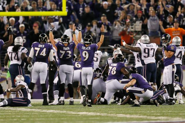 Baltimore Ravens: Things We Learned from the Ravens' 31-30 Win over the Patriots