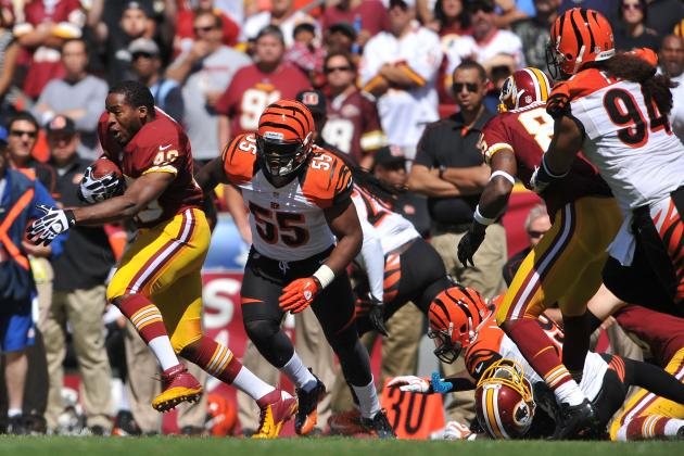 Washington Redskins: Winners and Losers of Today's Game