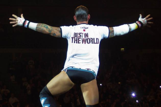 7 Gimmick Matches CM Punk Needs to Have