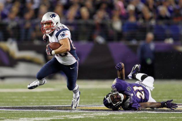 4 Ways That Wes Welker's Role Changes After Aaron Hernandez's Injury