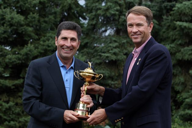 Rookies Could Decide 2012 Ryder Cup Outcome