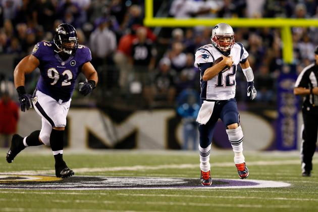 Handing out Game Balls for New England Patriots' Loss to Baltimore Ravens