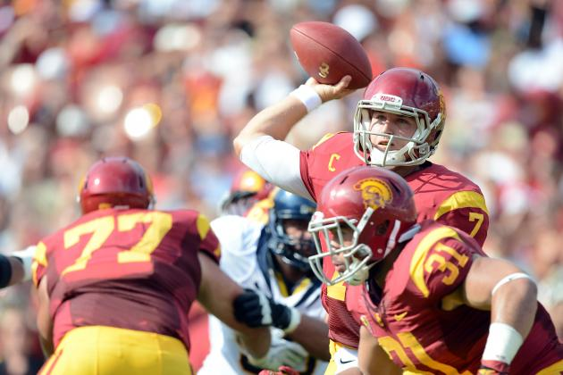 USC Football: Grading All 22 Starters from the Cal Game
