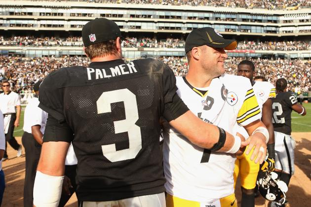 Pittsburgh Steelers vs. Oakland Raiders: 5 Lessons Learned