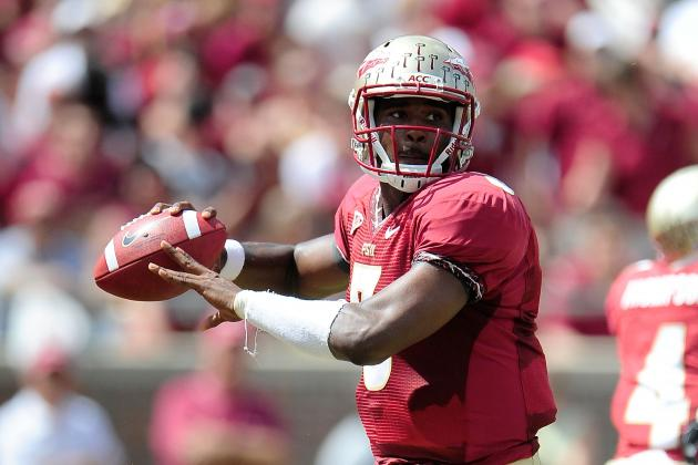 Grading the Top 15 College Football Offenses Heading into Week 5