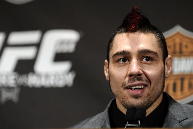 UFC on FUEL TV 5: Dan Hardy vs. Amir Sadollah Head-to-Toe Breakdown