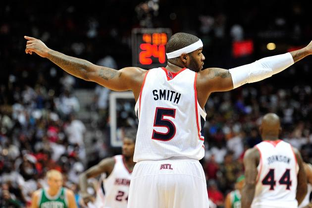 Realistic Stat Projections for Each Member of the Atlanta Hawks in 2012-13