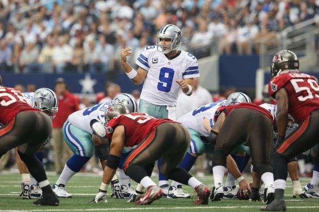 Dallas Cowboys: Handing out Game Balls After Win over Tampa Bay