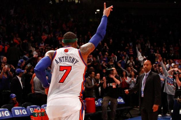 New York Knicks: The 15 Greatest Moments at Madison Square Garden