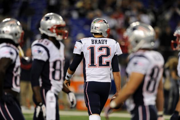 Stock Up, Stock Down for Key New England Patriots After Week 3
