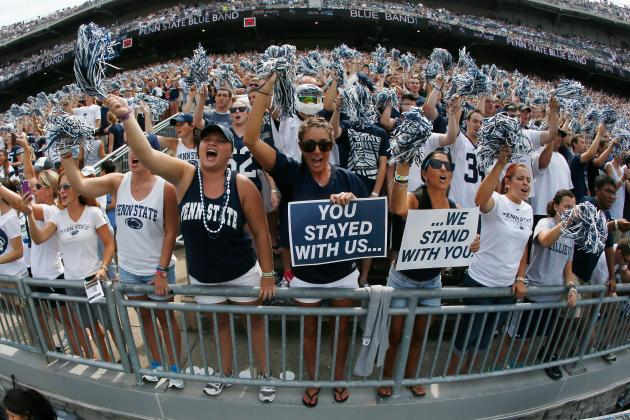Penn State Football: 3 Reasons Fans Should Keep Cheering On Their Nittany Lions