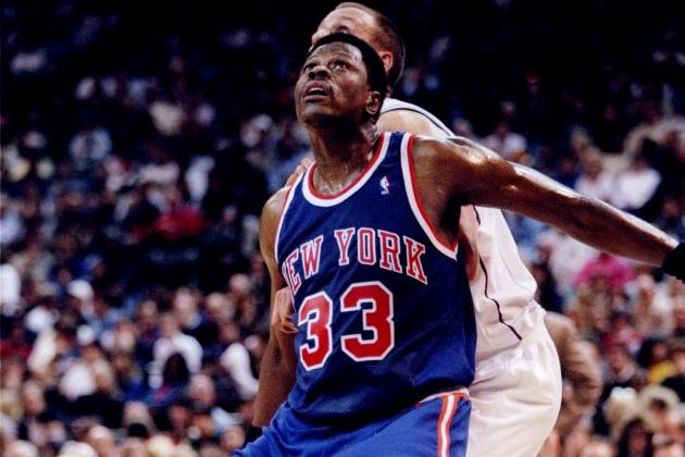 Building NY Knicks' Best All-Time Starting Lineup
