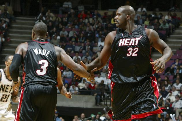 Miami Heat: Building South Beach's Best All-Time Starting Lineup
