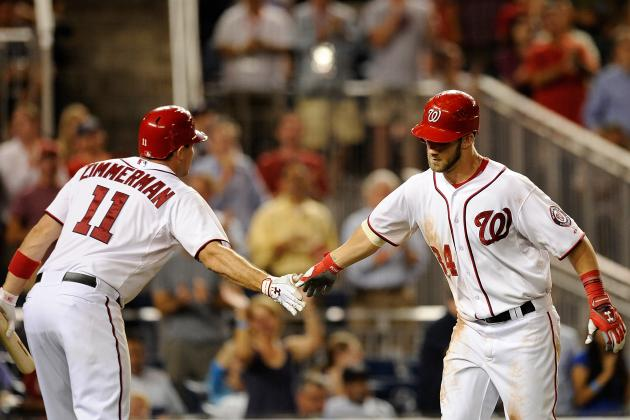 2012 MLB Playoffs: Top NL Veterans Who Will Make a Huge Impact This Postseason