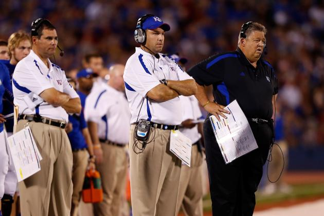 Kansas Football: 2013 Recruiting Update